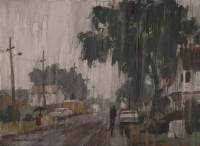 Vertical Rain