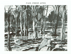 FAIR, FRESH APRIL