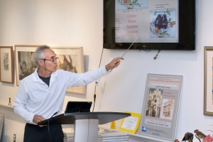 Watercolor Workshop with Ken Goldman