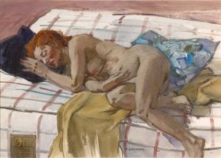 """Redhead (Eileen)"" © Frederic Whitaker"