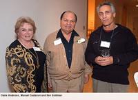 Claire Anderson, Manuel Castanon and Ken Goldman