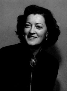 Portrait of Eileen, circa 1952