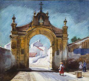 Gateway to Antequerra