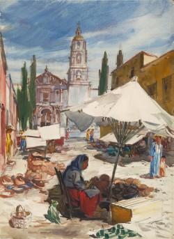 The Pot Vendor