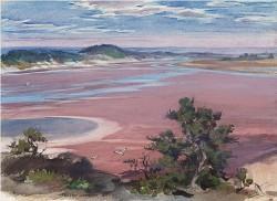 Fundy, Low Tide