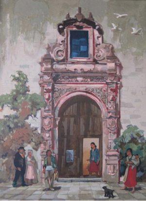 Pink Portal #2