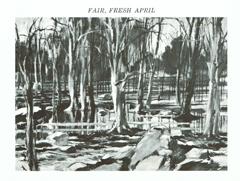 FAIR, FRESH APRIL