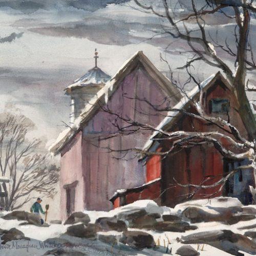 New England Winter © Eileen Monaghan Whitaker